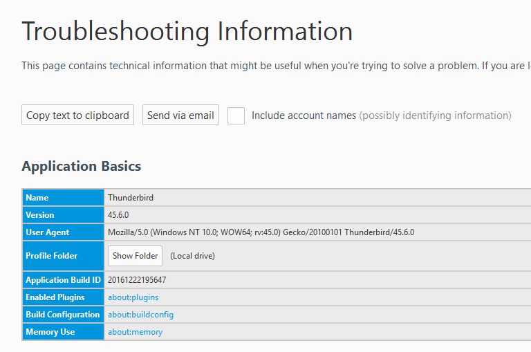 troubleshootinginformation